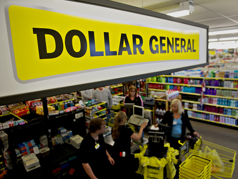 Dollar General Corp. (DG) Formed Bearish Double Bottom Pattern; Sellers Are Thriving