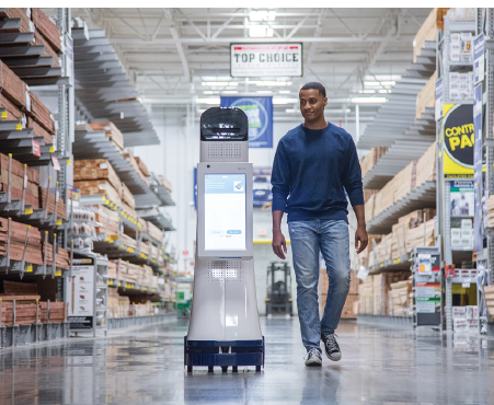 robots arent what they use to be they are a lot better and capable of performing a wide range of tasks that require concentration repetition - Associate Retail