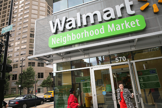 Walmart will test same-day delivery with purchase of Parcel
