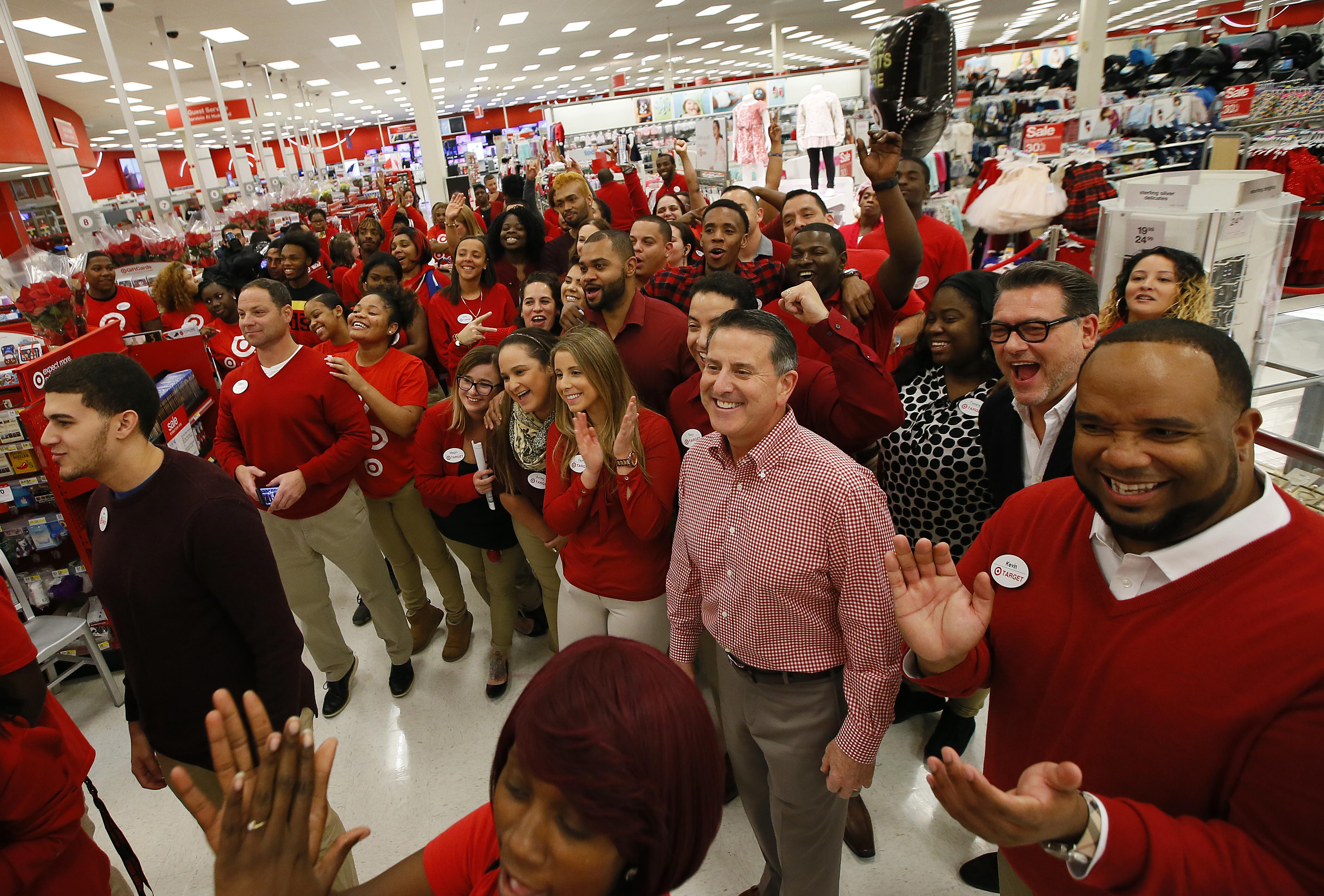 Target Corporation (NASDAQ:TGT) To Report Earnings