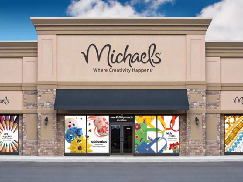 shop michaels craft store school supplies drive sales gains at retail leader 5405
