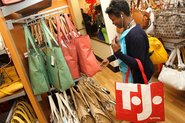 TJX's same-store sales flat in hurricane-hit third quarter