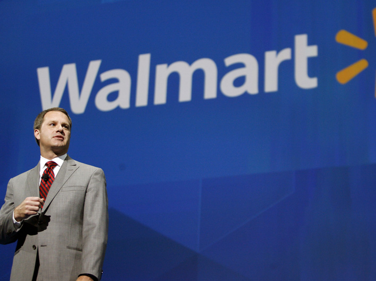 Wal-Mart Stores, Inc. (WMT) Major Shareholder Sells $96442668.30 in Stock