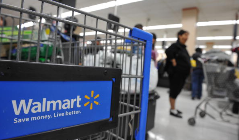 Walmart close to achieving EDLP online