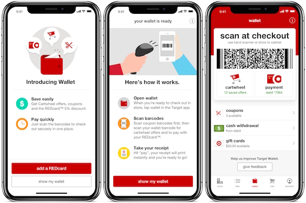 Target Wallet Is A New Mobile Payment System For Target Stores