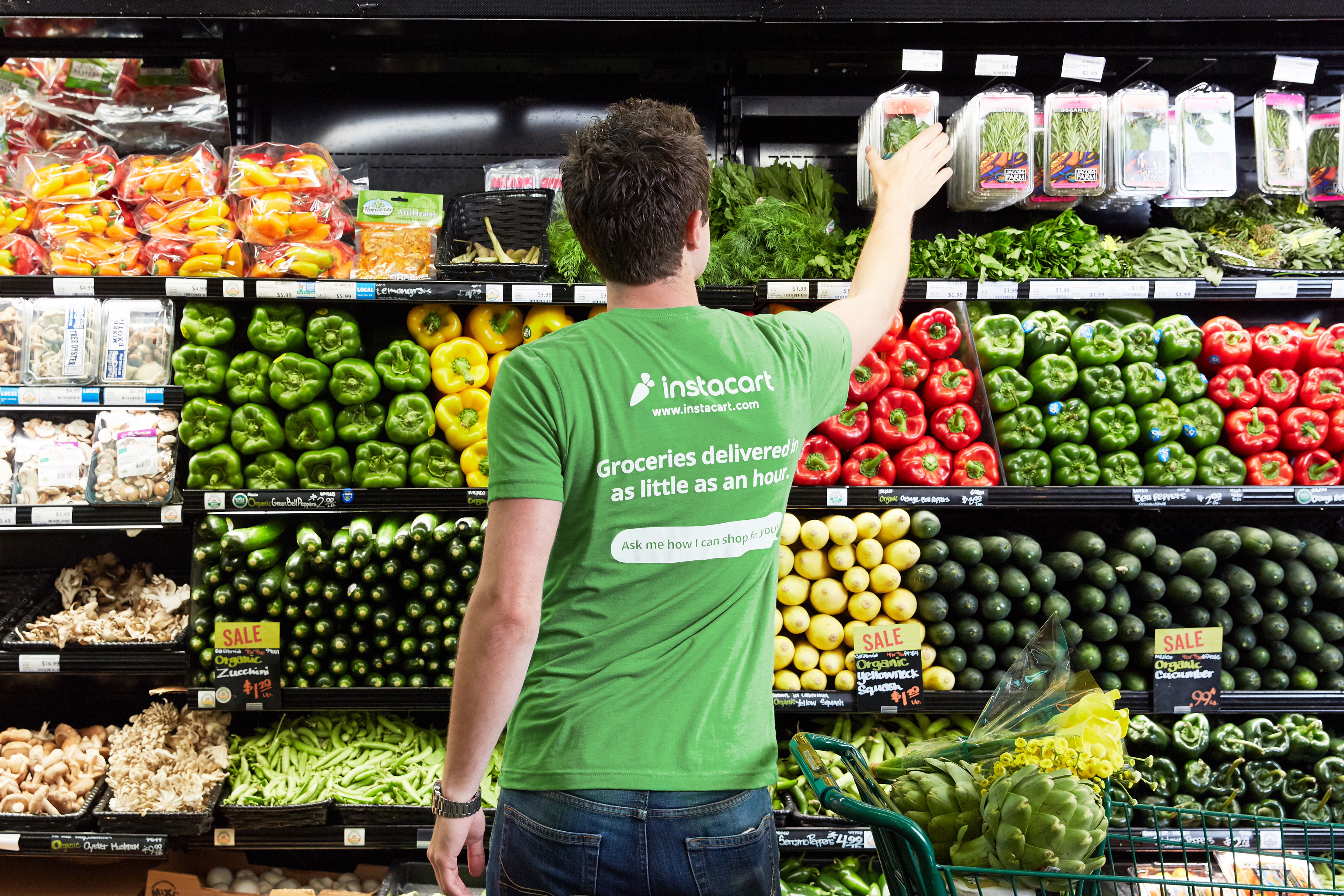 Sam's Club joins pack of suitors wooing Dallas with grocery delivery