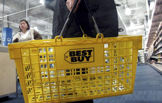 Best Buy to Close Mobile-Phone Stores
