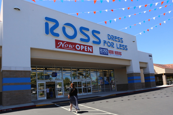Ross Stores sees 2500 stores in 10 years