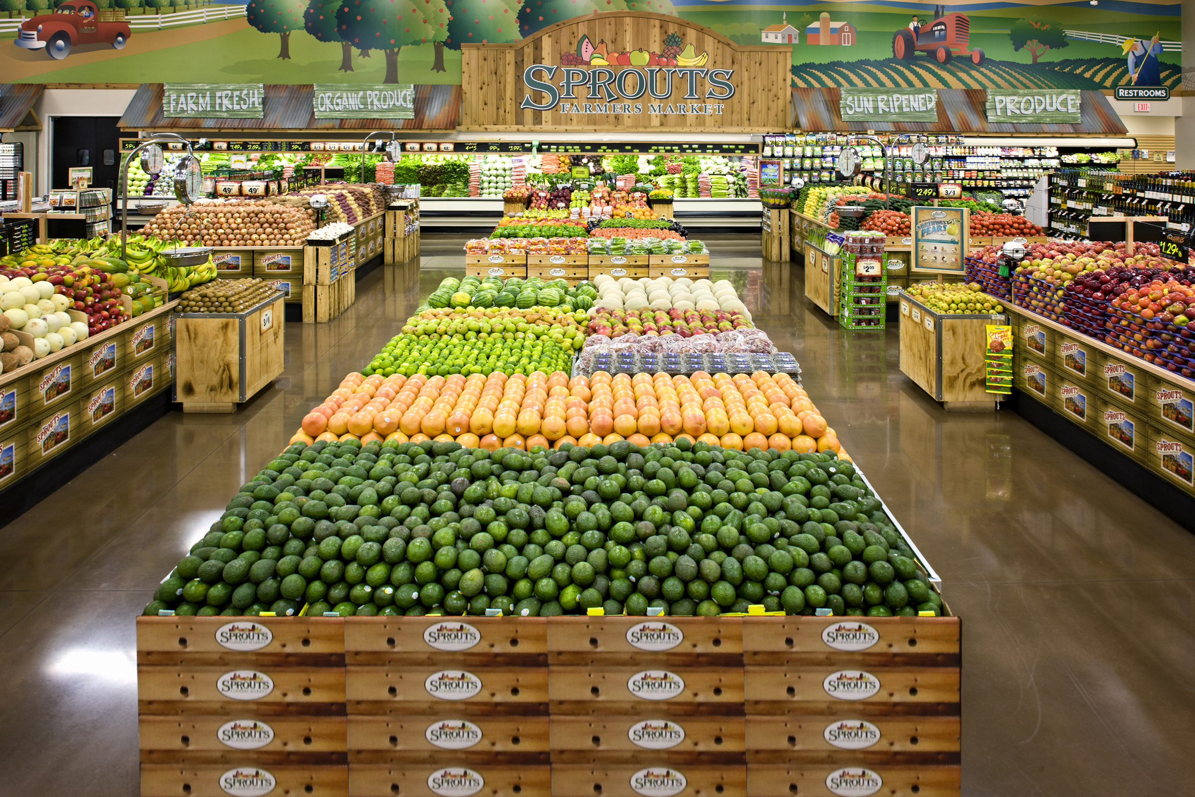 NY Sells 83243 Shares of Sprouts Farmers Market Inc (SFM)