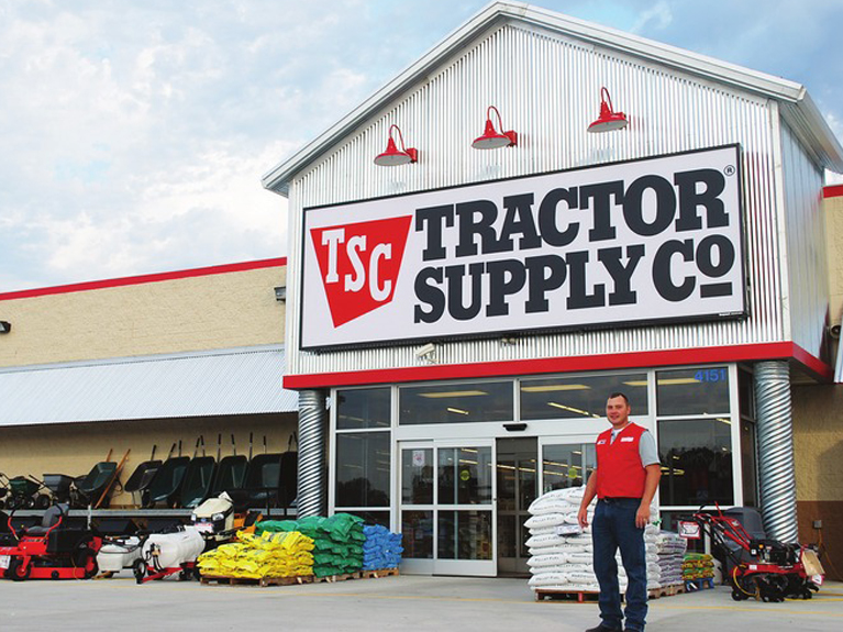 NA Increases Holdings in Tractor Supply (NASDAQ:TSCO)
