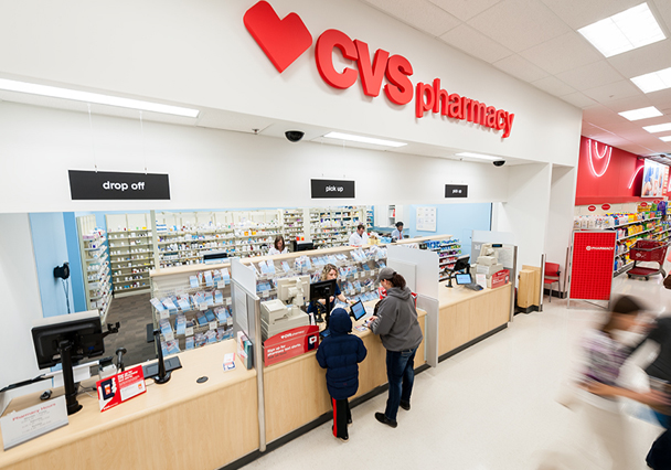 CVS Gets a Lift From Prescriptions