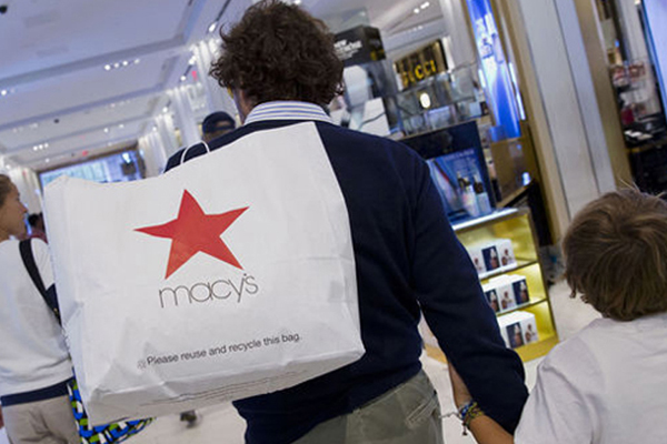 This was the second straight quarter of same-store sales growth and the best quarter of comps in years for Macy's