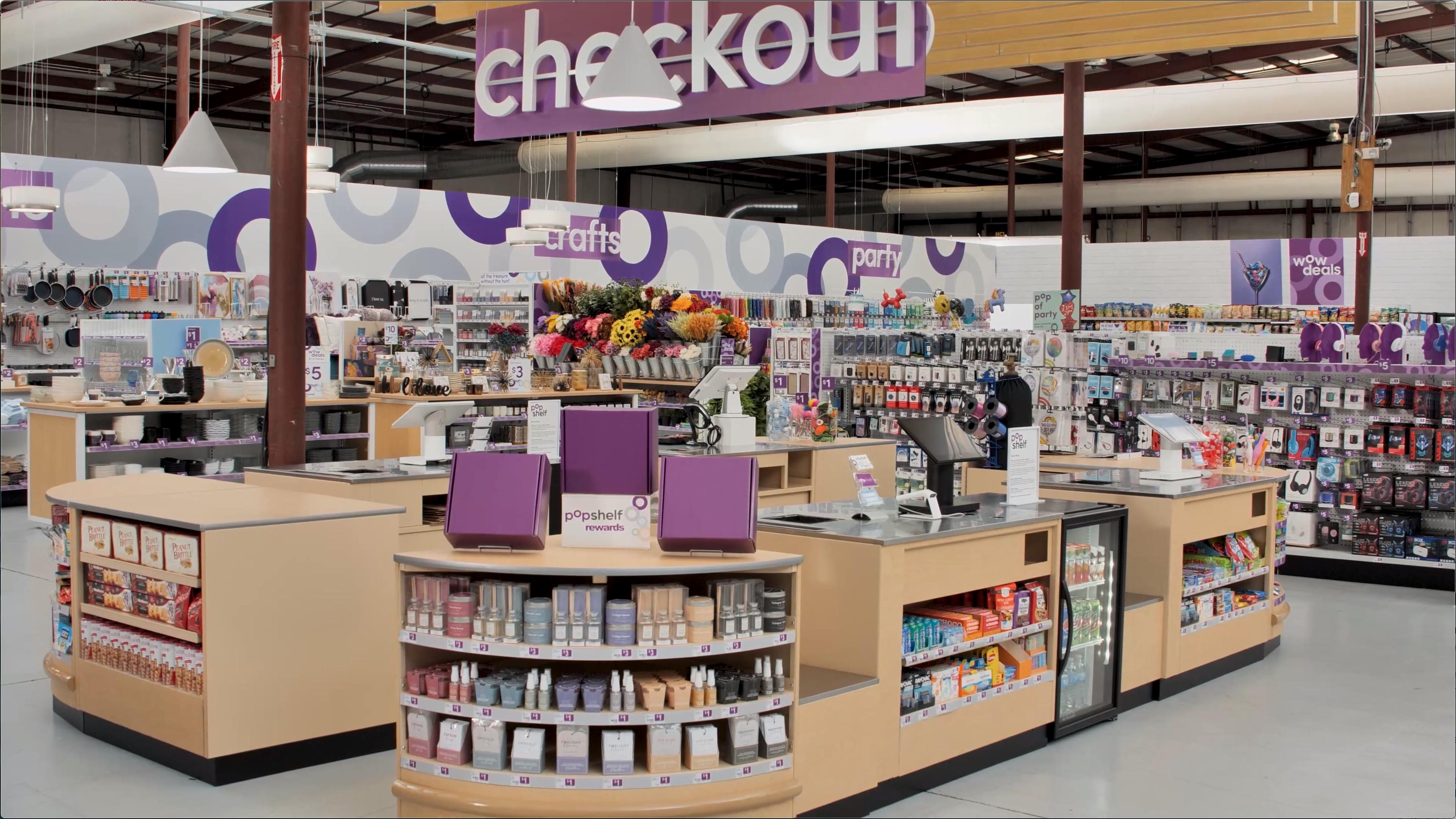 Dollar General Debuts New Popshelf Stores