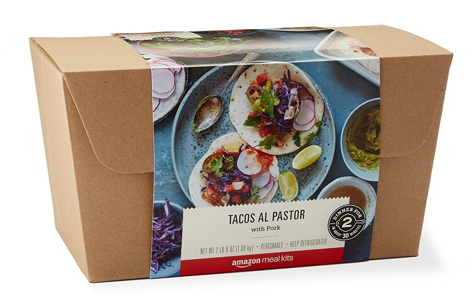 Amazon files for meal kit trademark