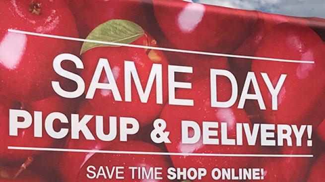 Same Day Pickup