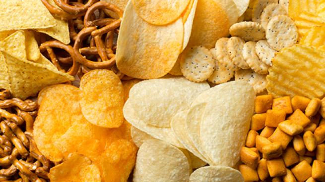 Even so, Frito-Lay finds consumers keeping some snacking habits