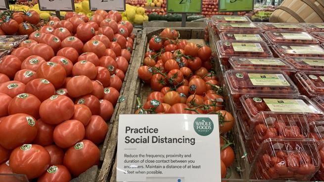 Whole Foods to Mandate Shoppers Wear Masks