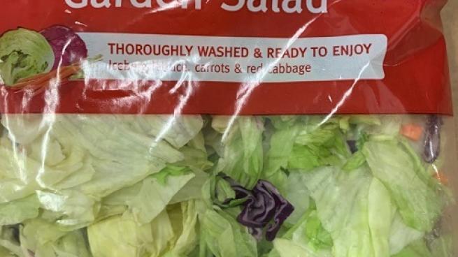 Hy-Vee garden salad
