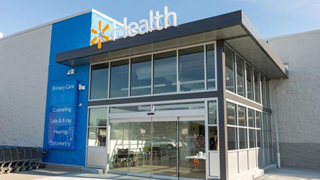 Walmart Health Center Debuting in Arkansas