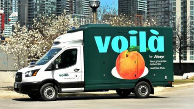 Voilà by Sobeys Home Delivery Debuts