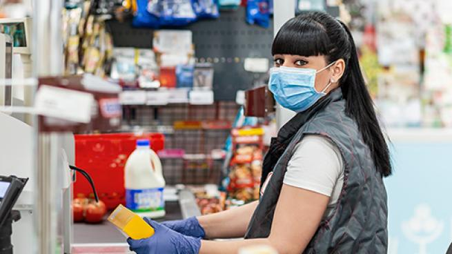 National Grocers Association Backs Pandemic-Recovery Push