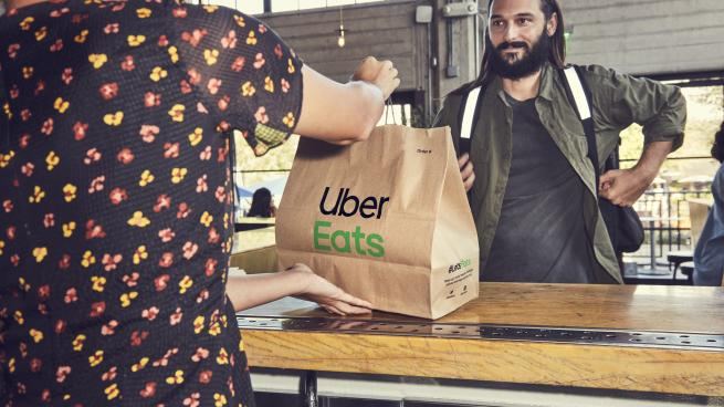 Uber To Buy Food Delivery Service Postmates