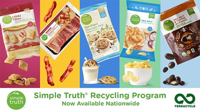 Kroger Debuts Private-Label Recycling Program