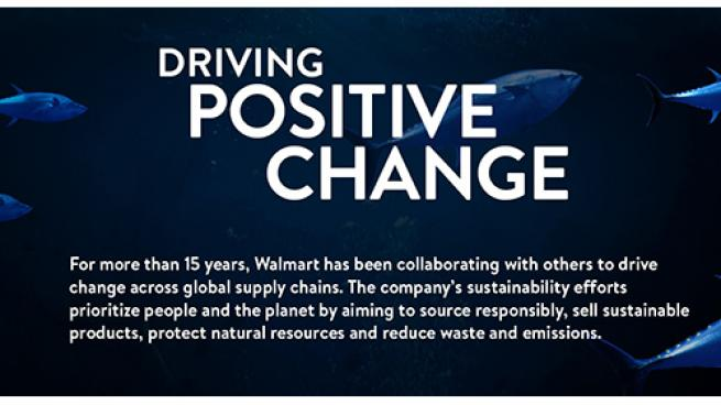Walmart on Track to Become Regenerative Company