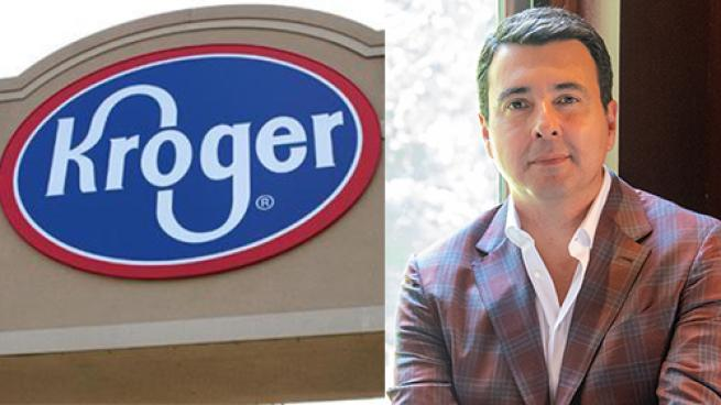 Kroger Names New Head of Supply Chain