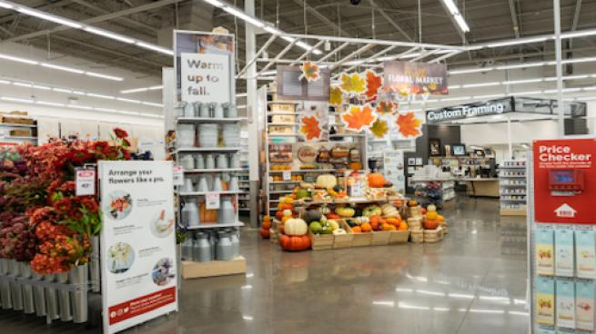Arts and Crafts Retailer Michaels Transforms Stores