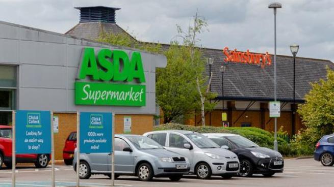 Walmart Sells Asda Supermarket Chain