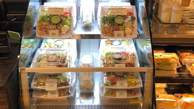 Saladworks Debuts Restaurant at Giant Co. Store