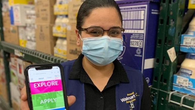 vWalmart Canada Making Huge Hiring Push