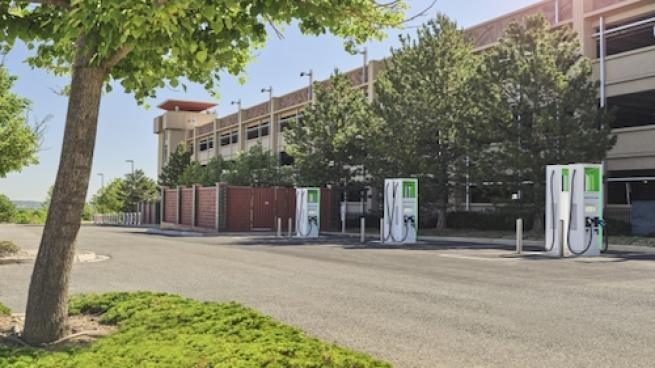 Shopping Centers Deploy Electric Car-Charging Stations Westfield Electrify America
