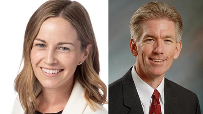 FMI Unveils Board Appointments Lisa Roath Target Bob Palmer C&S Wholesale Grocers