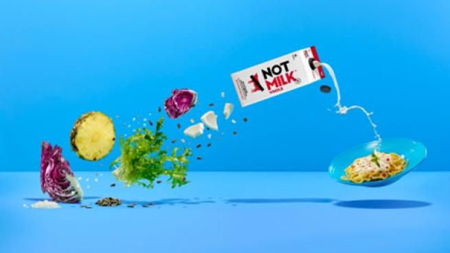 Amazon's Bezos Backs New Plant-Based Milk NotMilk