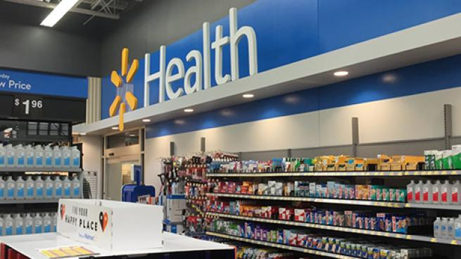 Walmart Health Arrives in Chicago Remodels