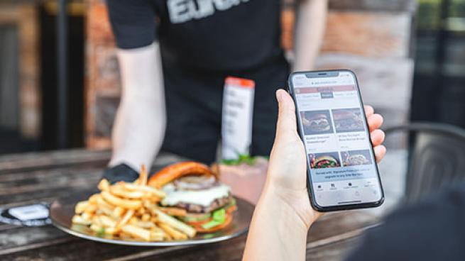 Restaurant Group 1st in U.S. to Adopt Contactless Experience Eureka! Restaurant Group OneDine