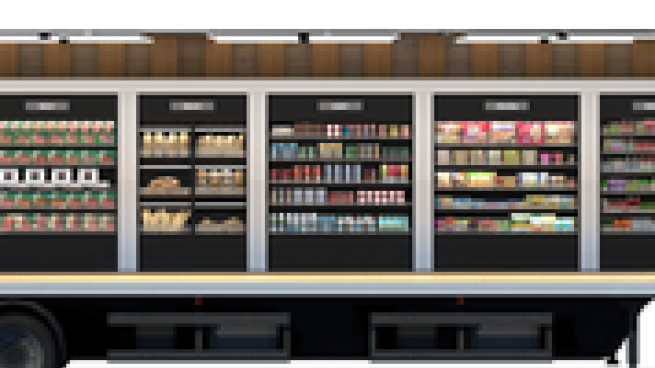 Can Innovation Bring Food Retail Closer to Consumers? Grocery Neighbour Mobile Grocery Store