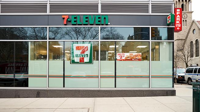 7-Eleven Moves to 100% Renewable Energy Seven & i Holdings RE100, The Climate Group CDP