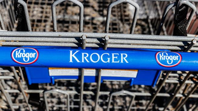 Kroger Makes the E-Commerce Big Time