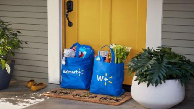 Walmart+ Removes its Shipping Minimum