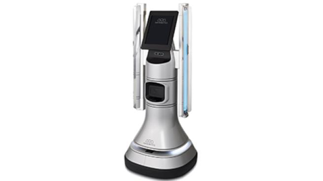 Ahold Delhaize USA Tests UV Disinfection Robot in Workplace Ava Robotics
