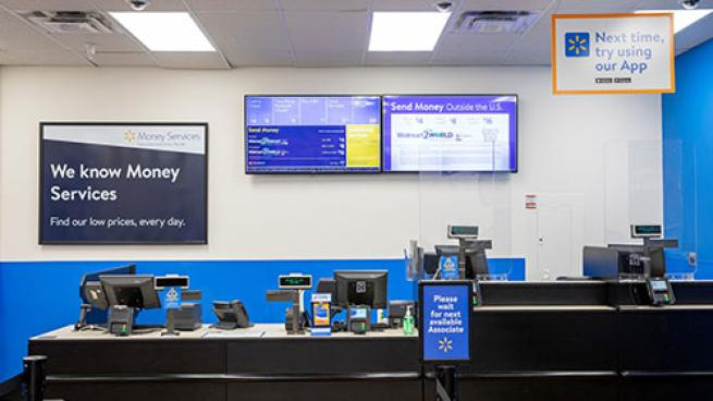 Walmart Will Offer Western Union Money Transfers and More