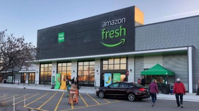 Amazon Advances Food Agenda and Retail Ranking