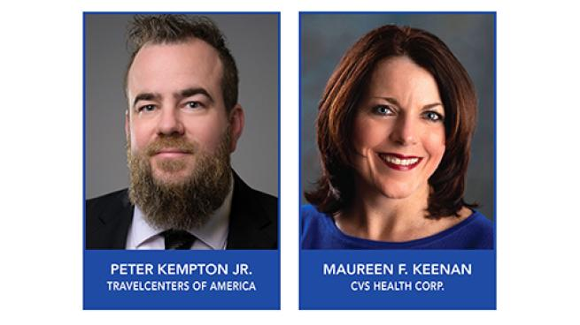 NCA Unveils 2021 Confectionery Leadership Awards Peter Kempton Jr. Maureen F. Keenan