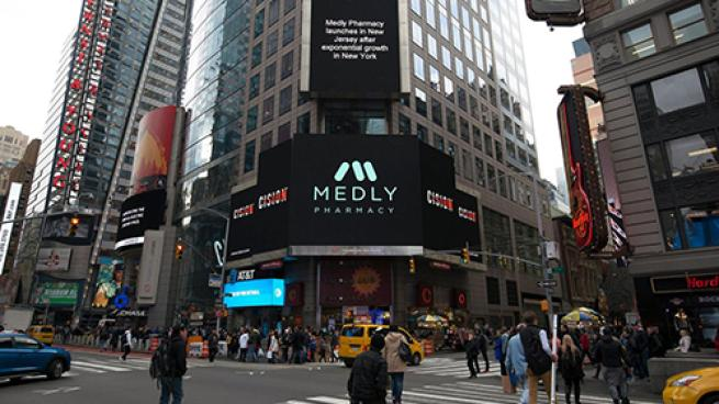Medly Pharmacy Adds Retail Vet to Leadership Team Raymond McCall