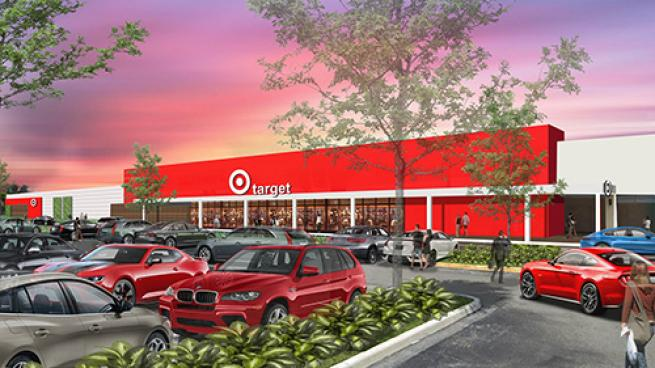 Target Part of Miami Mixed-Use Development Project