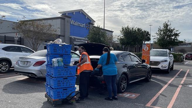 Walmart Unveils Next-Generation Business Model