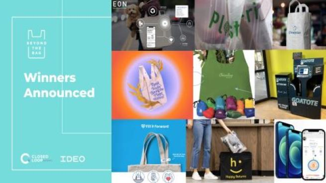 Beyond the Bag Challenge Selects 9 Winners
